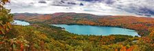 Lincoln Pond Overlook ~ Elizabethtown, NY