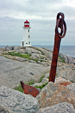 Old Anchor at Peggy's Cove - NS
