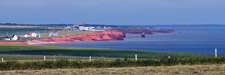Durnley Point On North Shore of  PEI